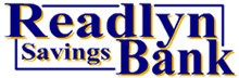 First State Bank Logo, link to home page